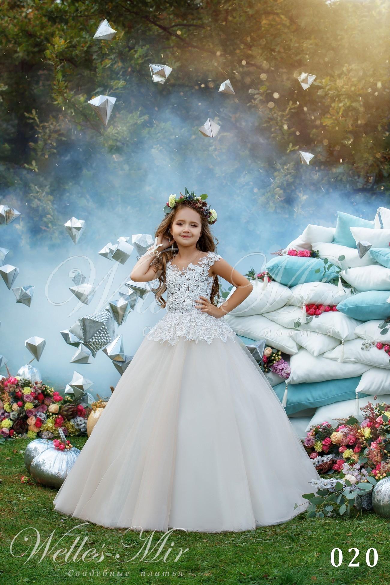 Дитячі плаття для Першого Причастя 629dc57a61633