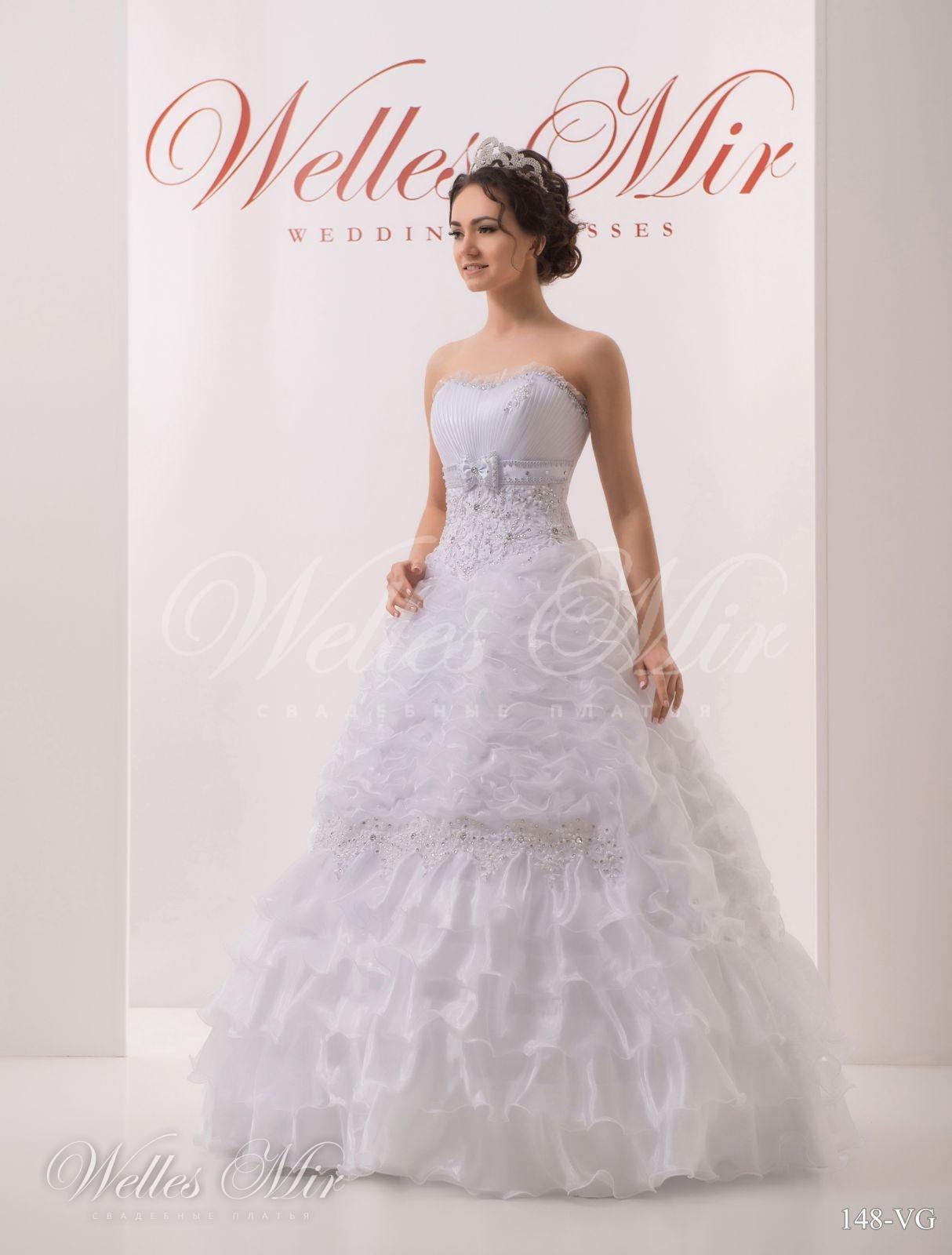 Весільні сукні Soft collection - 148-VG