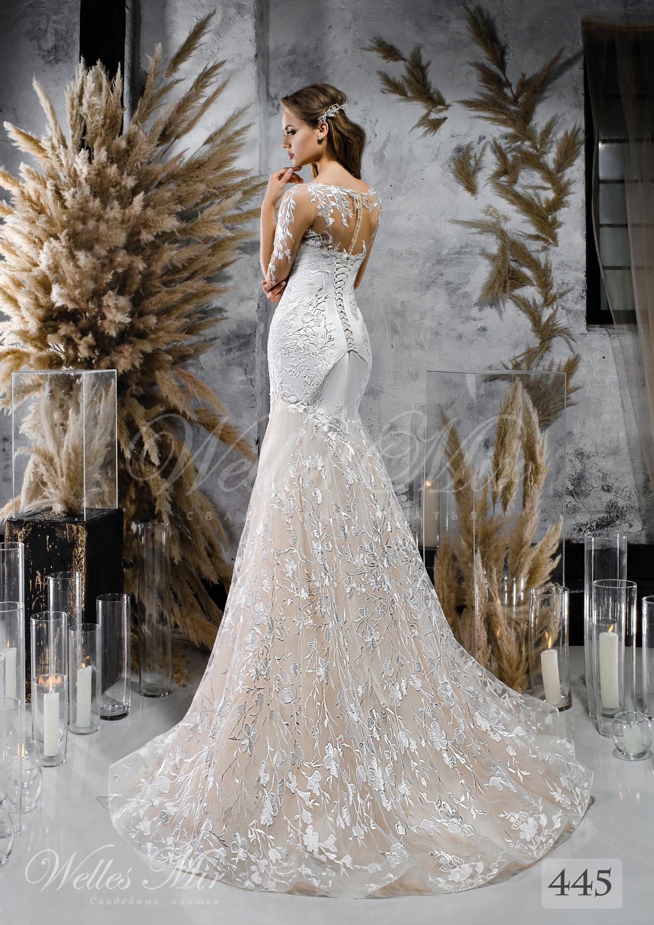 """Весільна сукня """"Рибка"""" оптом"""