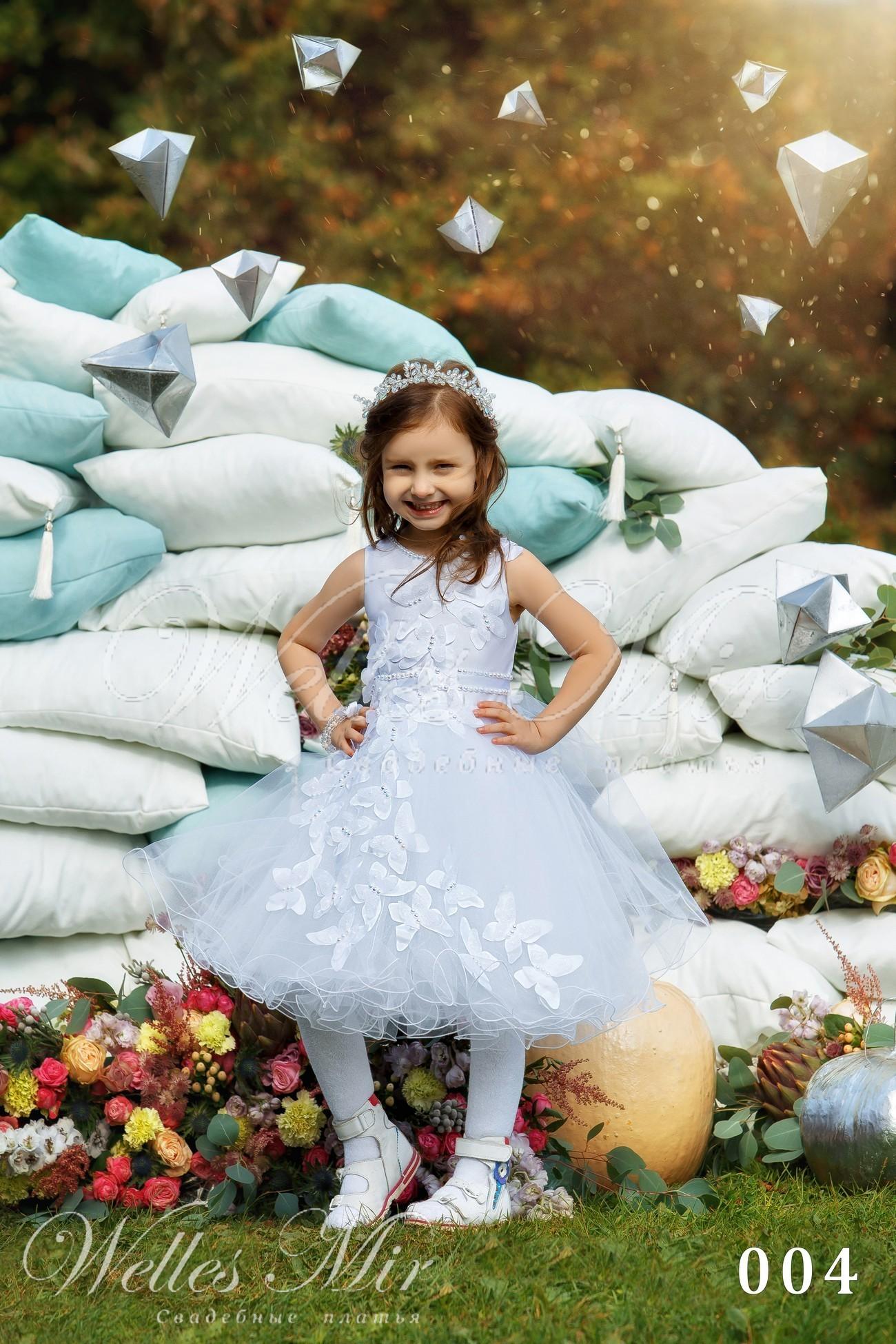 Детские нарядные платья Wellesmir