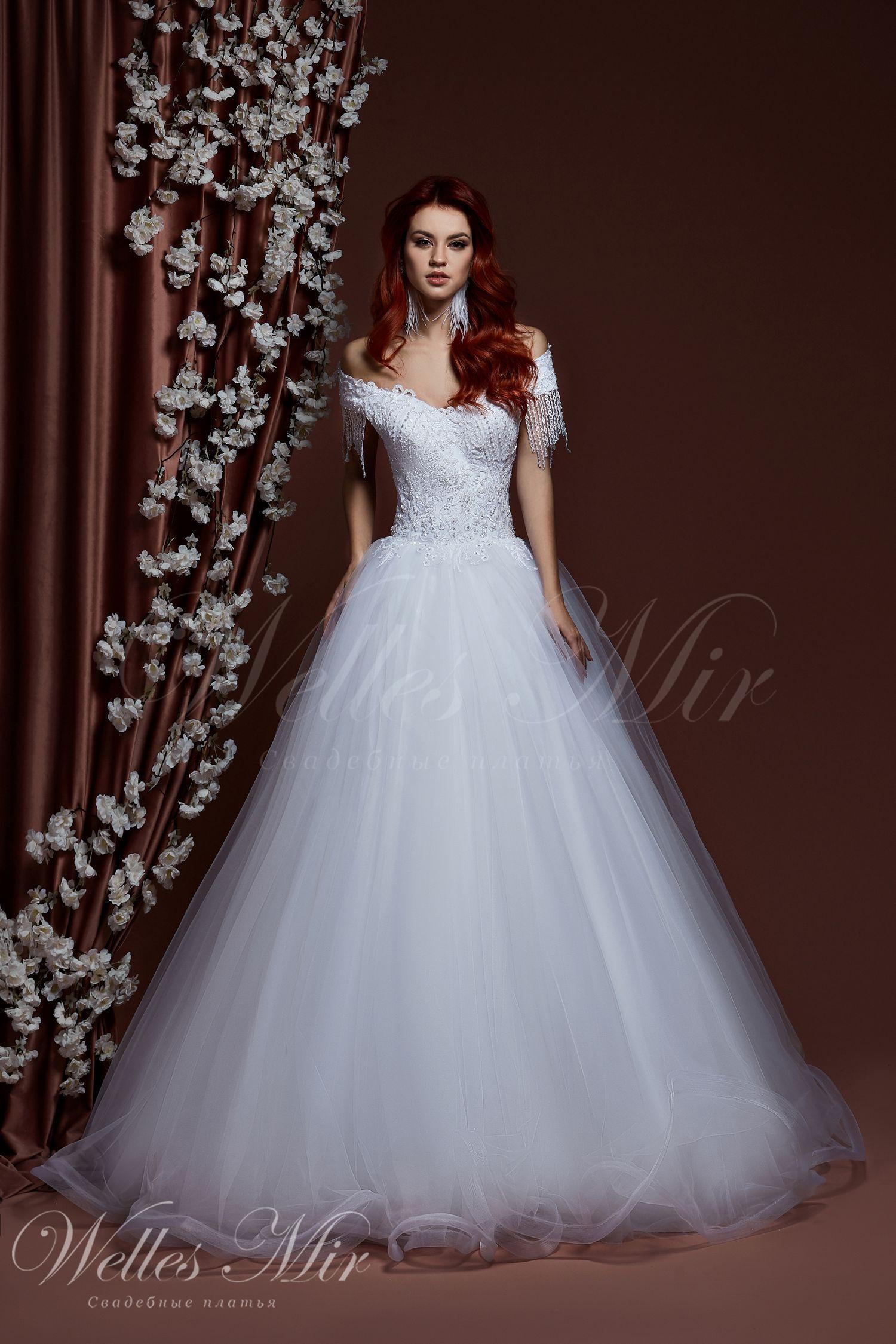 Весільні сукні Shine Collection 2019 - 527