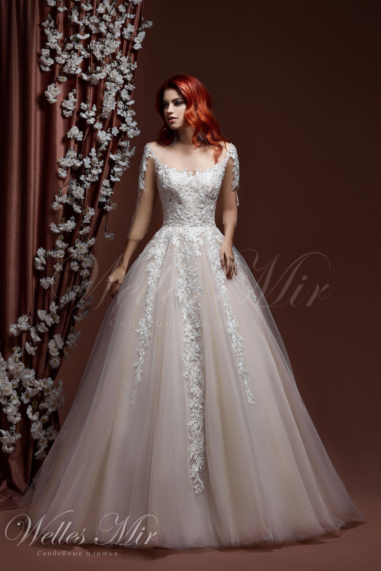 Весільні сукні Shine Collection 2019 - 535