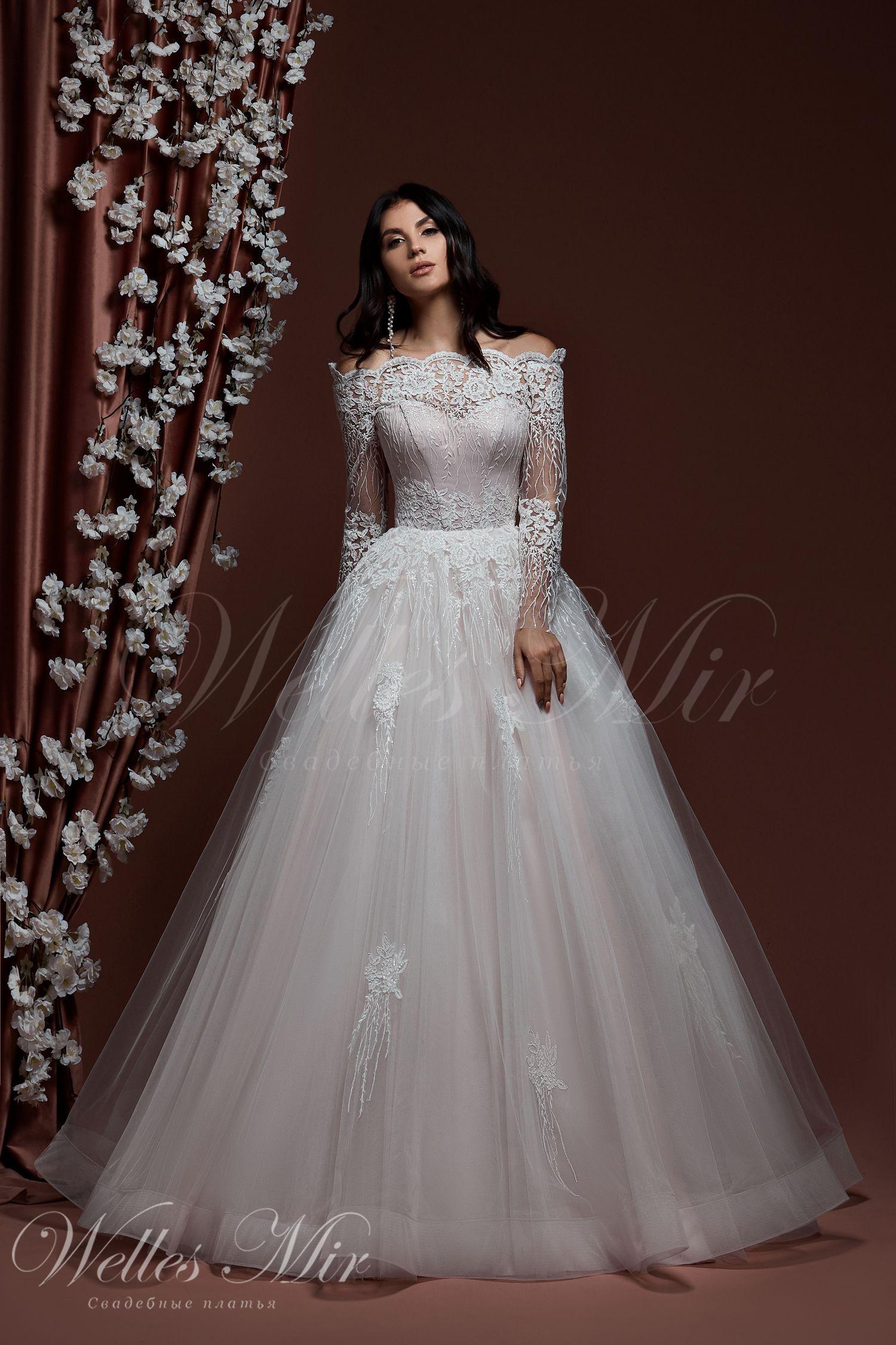 Весільні сукні Shine Collection 2019 - 536