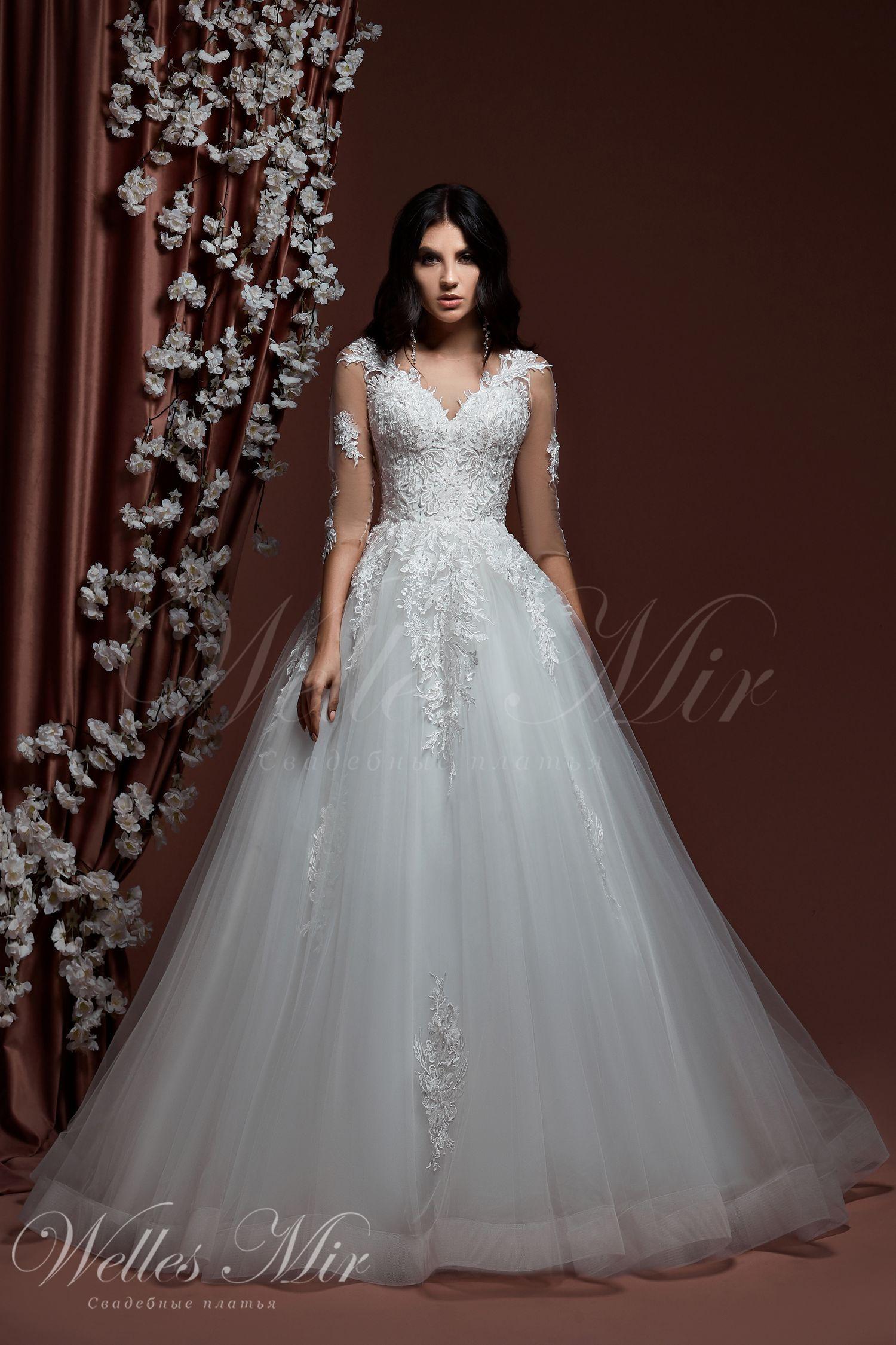 Весільні сукні Shine Collection 2019 - 538