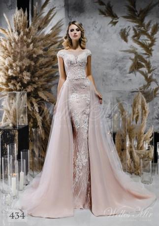 Мереживна весільна сукня-трансформер оптом-1
