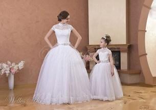 Весільна дитяча сукня-3