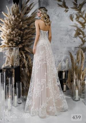 Весільна сукня-бюстьє оптом-2