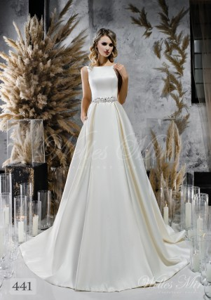 Весільні сукні Unique Perfection 2018 441-1