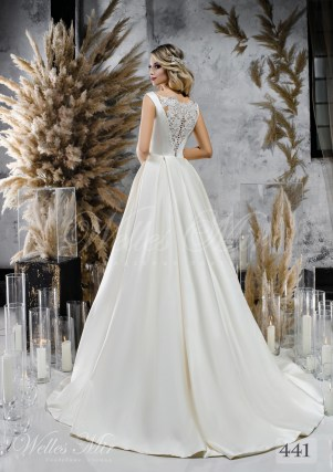 Весільні сукні Unique Perfection 2018 441-2