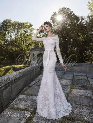 """сучасна весільна сукня від виробника """"WellesMir"""""""