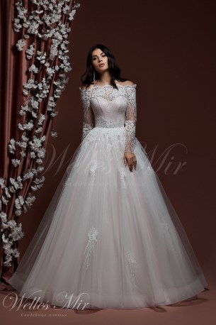 Весільні сукні Shine Collection 2019 536-1